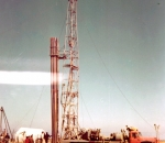 13.500m of water wells in Thessalia plain (1978)