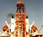 Γεωτεχνικές έρευνες ζεύξης Ρίου-Αντιρρίου (1987)