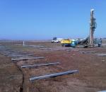 Θεμελίωση φωτοβολταϊκού πάρκου 500ΚW στο Ύπατο Θηβών
