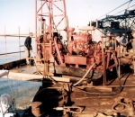Off-shore geotechnical investigations for the new port of Patras